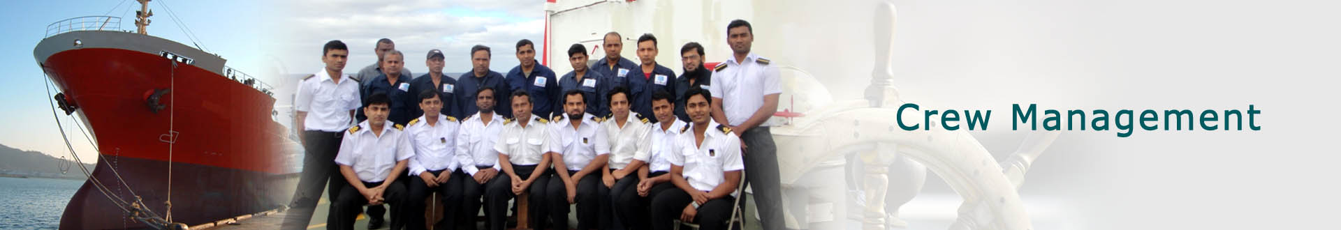 Largest Crew Manning Agency in Bangladesh